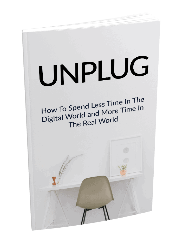 cover of unplug ebook