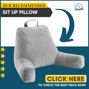 Our Recommended Sit Up Pillow