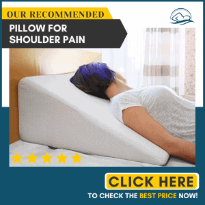 Our Recommended Pillow for Shoulder Pain