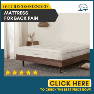 Our Recommended Mattress for Back Pain