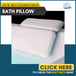 GORILLA GRIP Original Spa Bath Pillow Features Powerful Gripping Technology, Comfortable, Soft, Large, 14.5x11, Luxury 2 Panel Design for Shoulder, Neck...