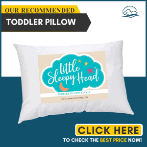 Toddler Pillow - Soft Hypoallergenic - Best Pillows for Kids! Better Neck Support and Sleeping! They Will Take a Better Nap in Bed, a Crib, or Even on the...