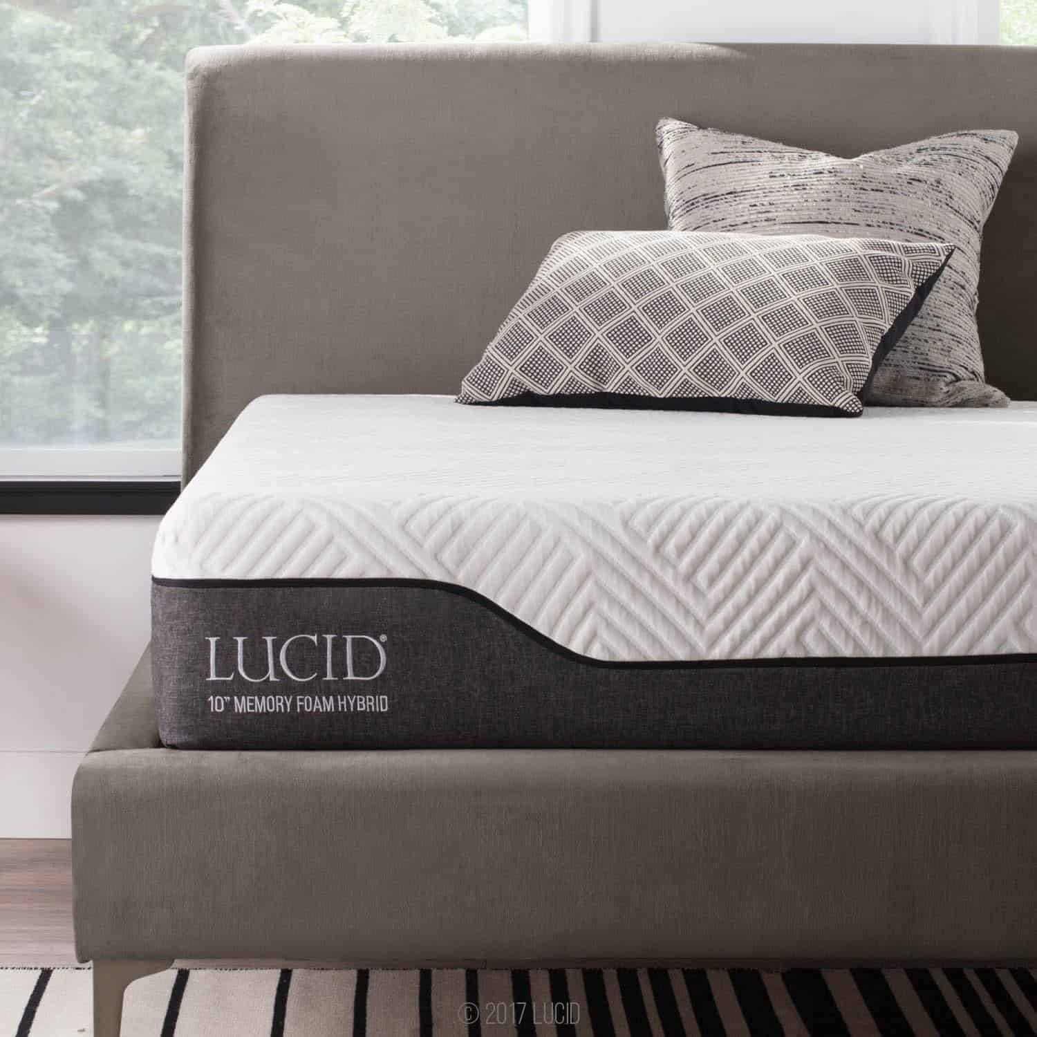 Lucid L300 Adjustable Bed 3