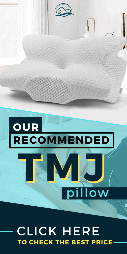 recommended TMJ pillow
