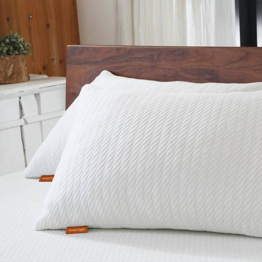 The Bamboo   Our Bamboo & Charcoal Memory Foam Adjustable Pillow  Write a review