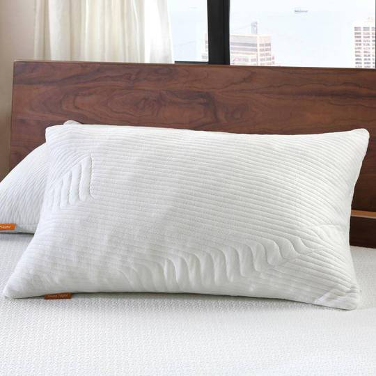 The Combination   Our Bamboo Cover Gel Memory Foam Adjustable Pillow