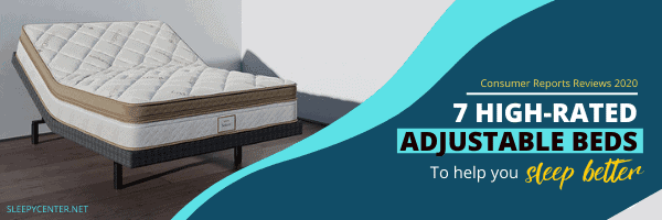 7 HIGH-RATED ADJUSTABLE BEDS
