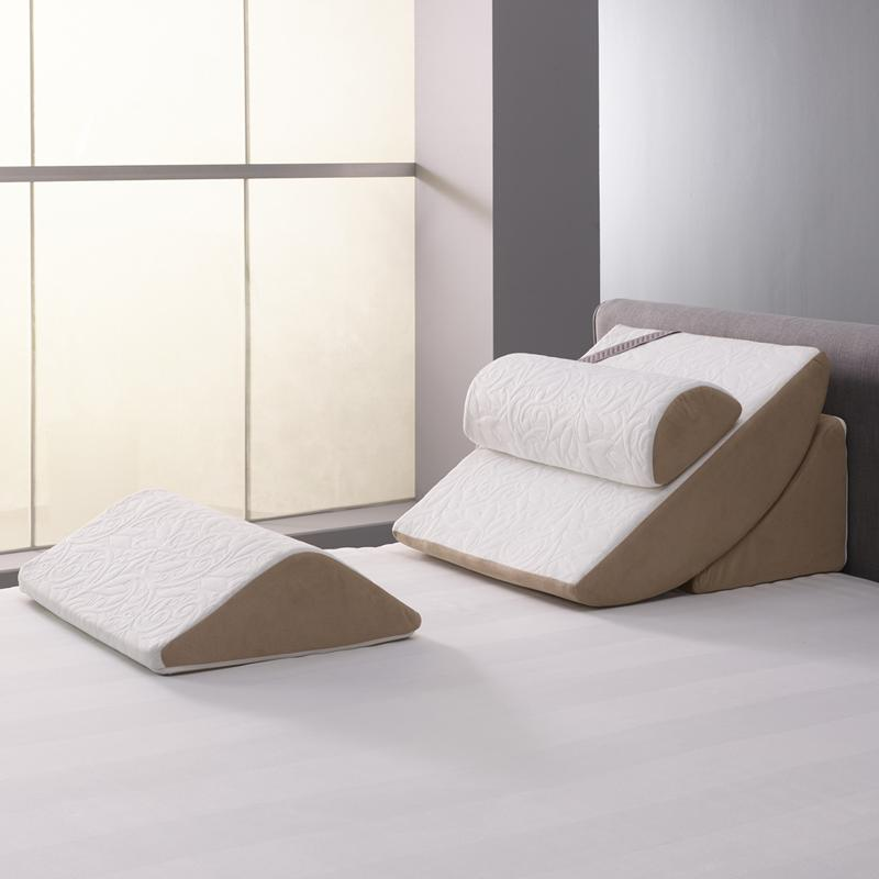 PUREFIT ADJUSTABLE WEDGE PILLOW SYSTEM