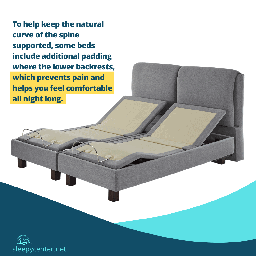 How Does Lumbar Support Work on an Adjustable Bed_